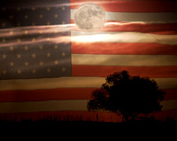 American Country Supermoon-c