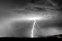 Lightning-Strikes-Following-Rain-BWSC