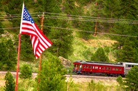 Cyrus_K_Holliday_Rail_Car_USA_Flag