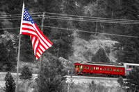 Cyrus_K_Holliday_Rail_Car_USA_Flag-BWSC