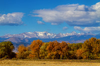 Rocky Mountain Front_Range Colorful View