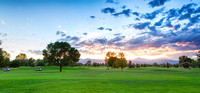Golfers-Sunset-Panorama
